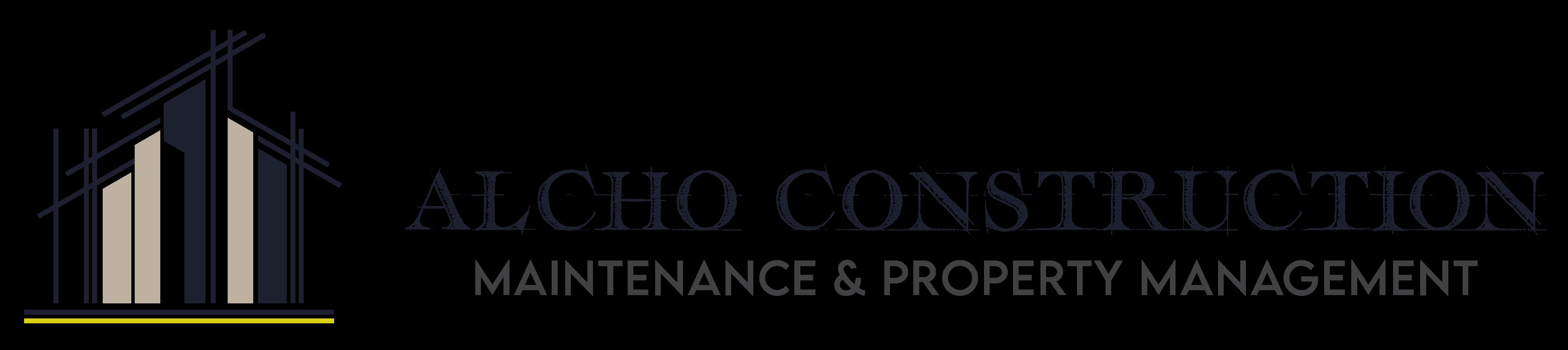 Alcho Construction Maintenance & Property Management